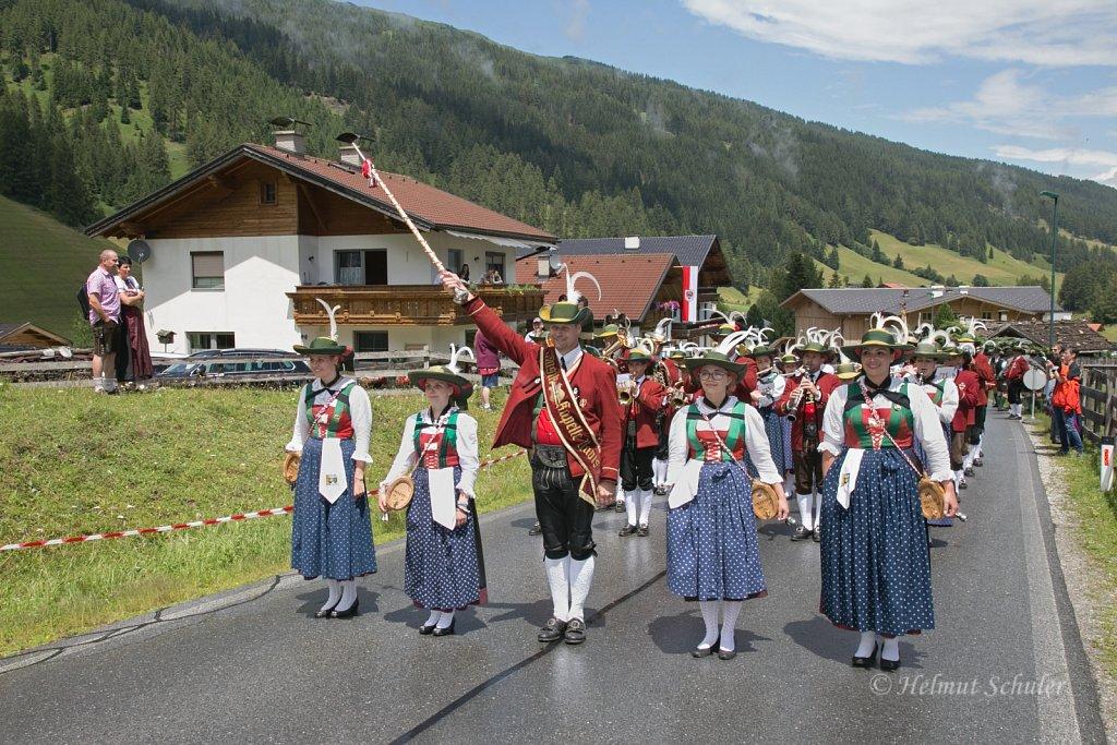 Bezirksmusikfest in Obernberg - 07.07.2019