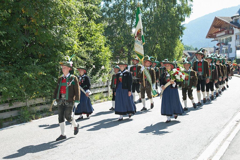 60 Jahre Wiedergründung der Schützenkompanie Olang - 18.08.2019