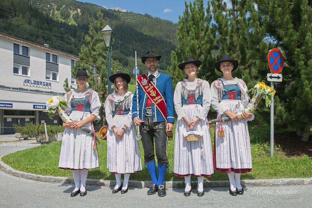 Arlberger Musikfest in St. Anton - 11.08.2019