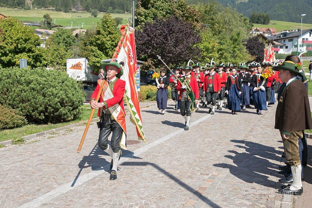 Einweihung des Vereinshauses der Freiwilligen Feuerwehr und der Musikkapelle Terenten - 21.09.2019