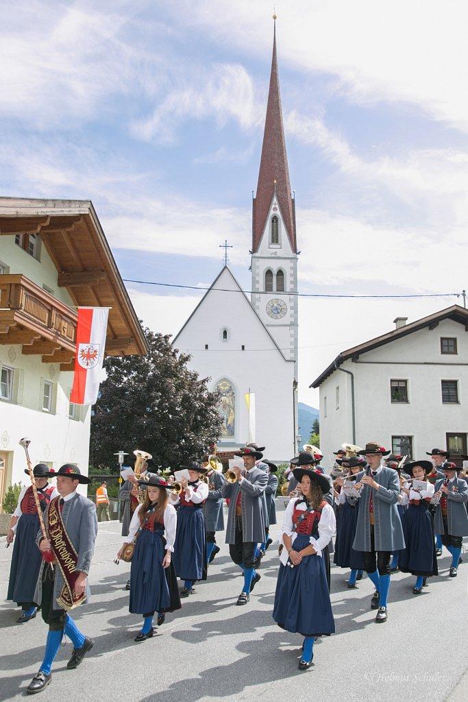 Prozession zu Mariä Himmelfahrt in Pfaffenhofen - 15.08.2019